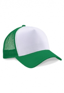Pet Beechfield Half Mesh Truckers Pet